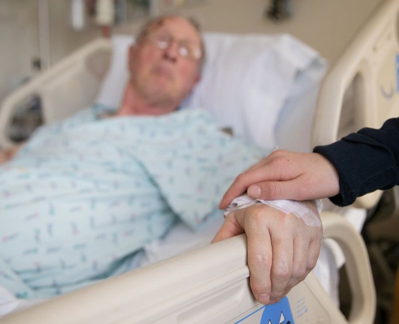 Lasting Power Of Attorney can make decisions about your healthcare
