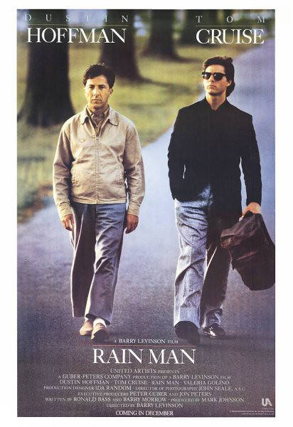 Rainman is one of our 10 best films about inheritance